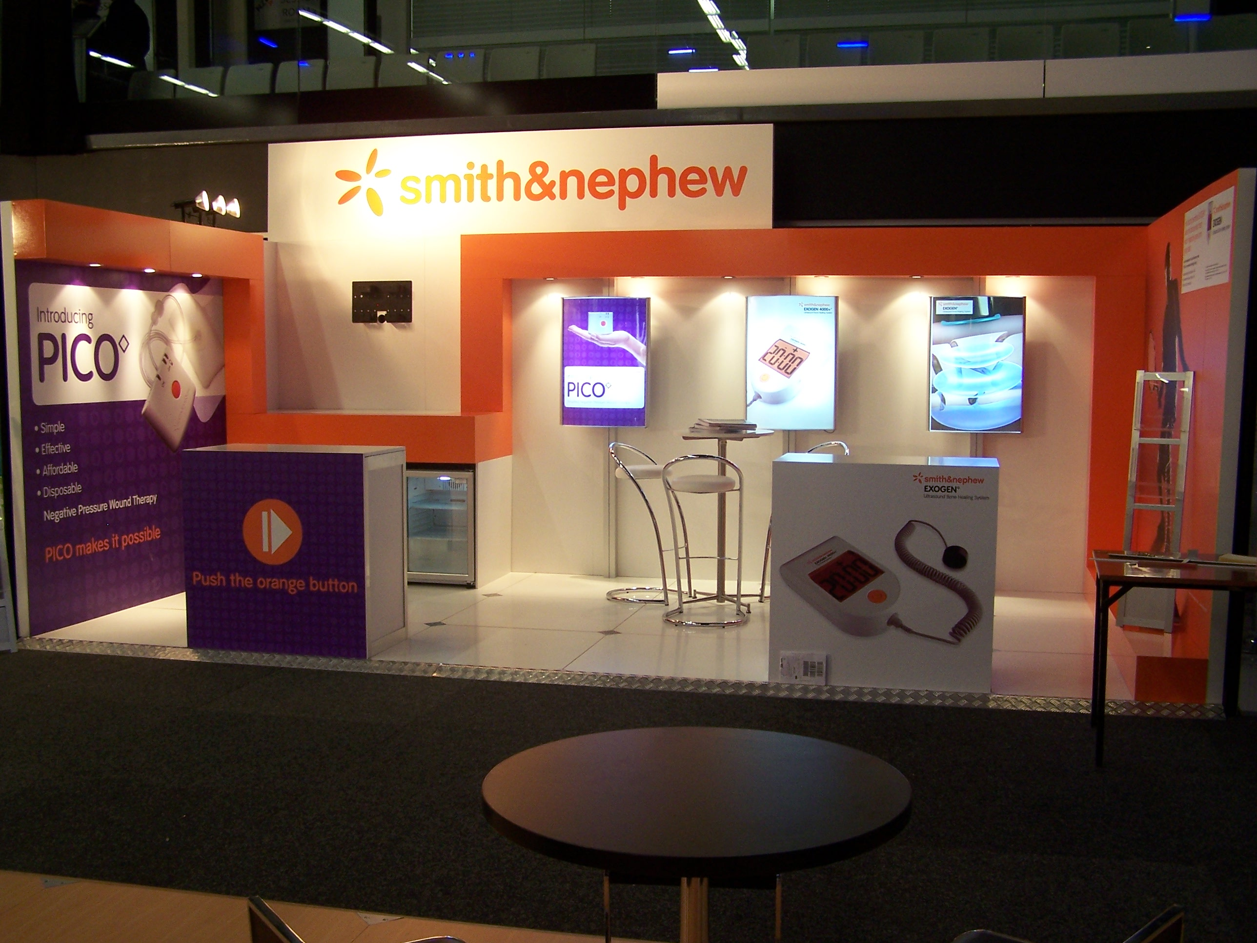 Expo Stands Nz : Peek exhibition design and display hire